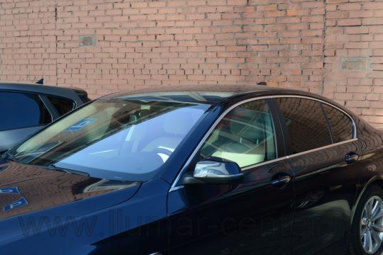 BMW 5 F10 тонировка LLumar SA15