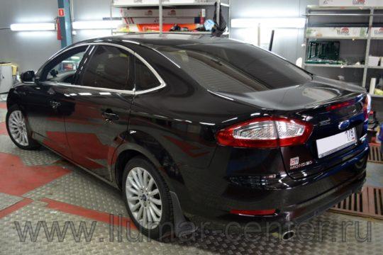 Ford Mondeo Покрытие Сeramic Pro 9H