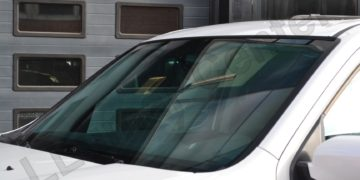 Honda Pilot тонировка всех стекол