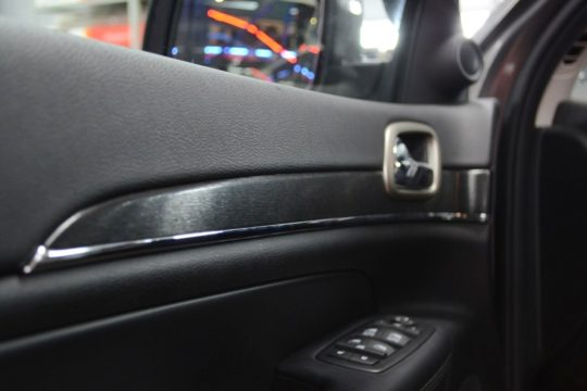 Jeep Grand Cherokee Оклейка пленкой