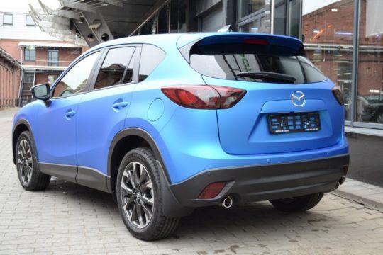 Mazda CX-5 Оклейка пленкой