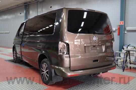 VW Multivan Евротонирование LLumar ATR 15%