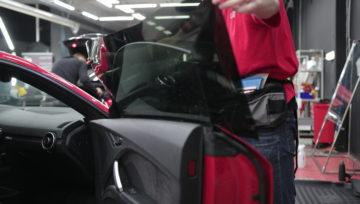 Тонировка автомобильных стекол