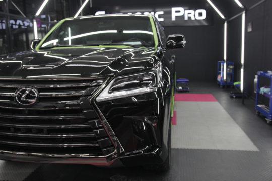 защита кузова авто Ceramic Pro