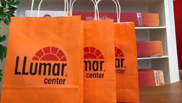Открытие LLumar Center на Богатырском