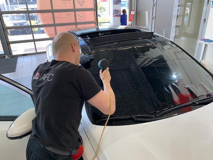 Тонировка стекол автомобиля: тип пленки