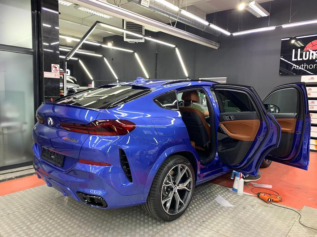 Сколько стоит покрытие автомобиля защитной пленкой